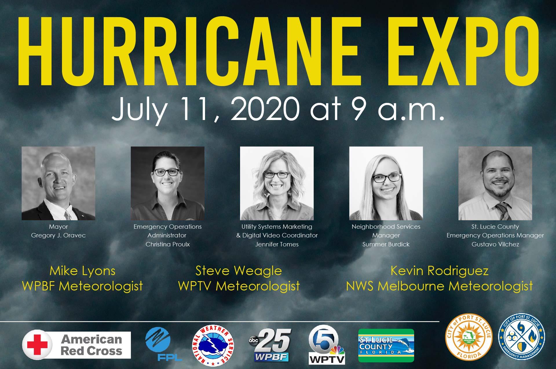 Virtual Hurricane Expo