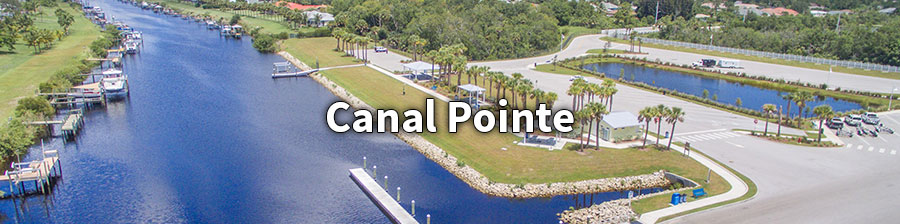 Canal Pointe Boat Ramp