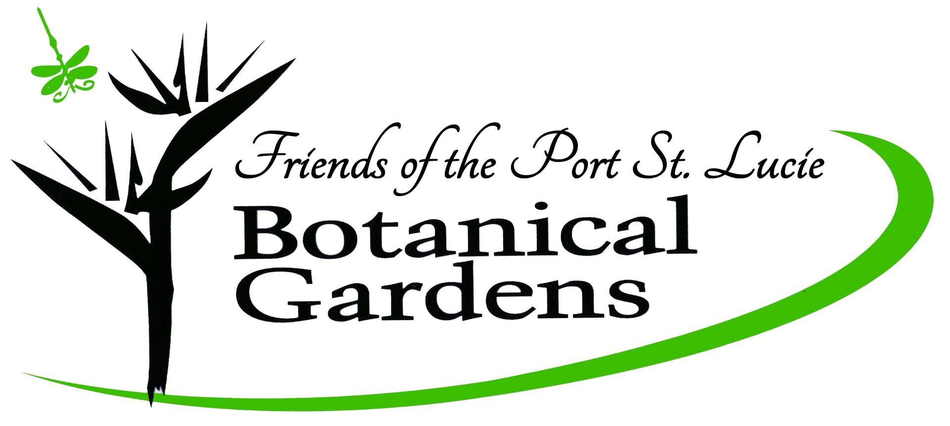 Friends of the Botanical Gardens Logo