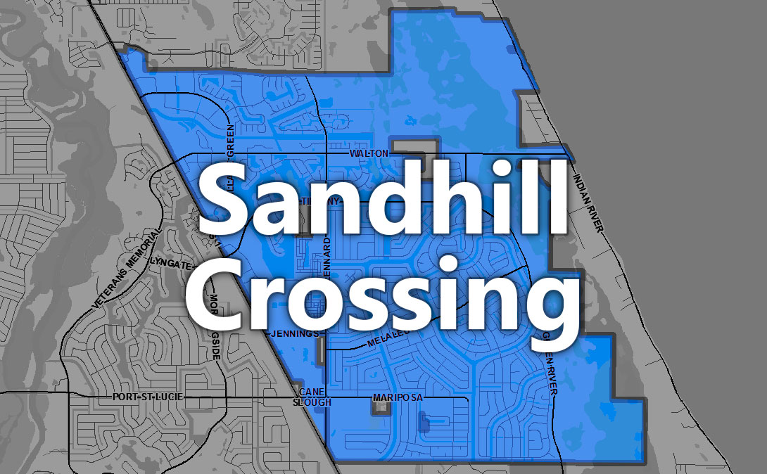 Sandhill Crossing