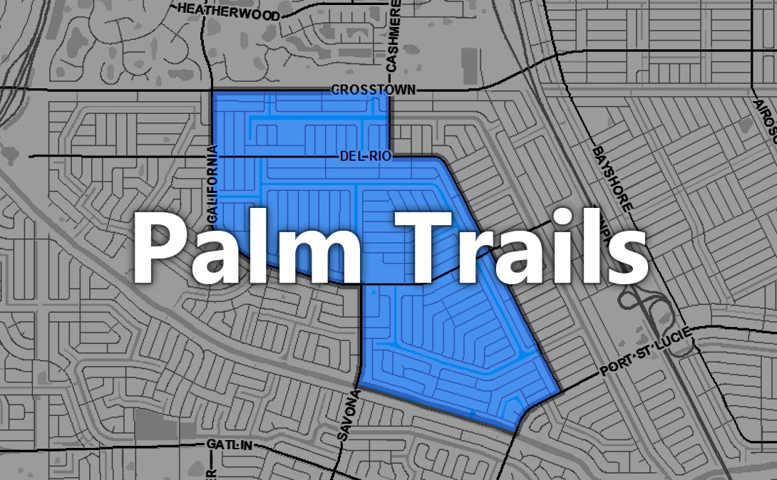 Palm Trails