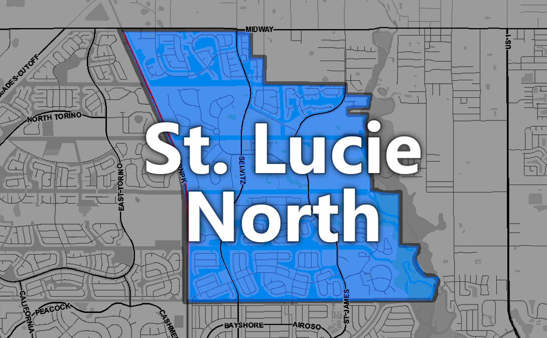 St. Lucie North