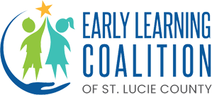Early Learning Coalition of St. Lucie County Logo