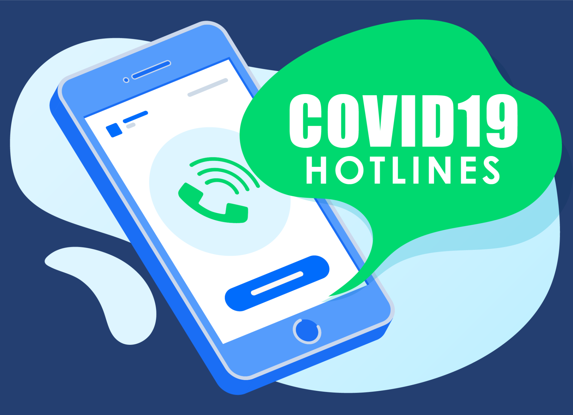 Hotlines COVID19 Phone