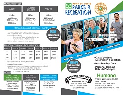 Fitness Centers Brochure