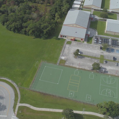 southern oaks middle bball court