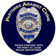 partners against crime logo