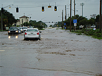 Intersection Flooding
