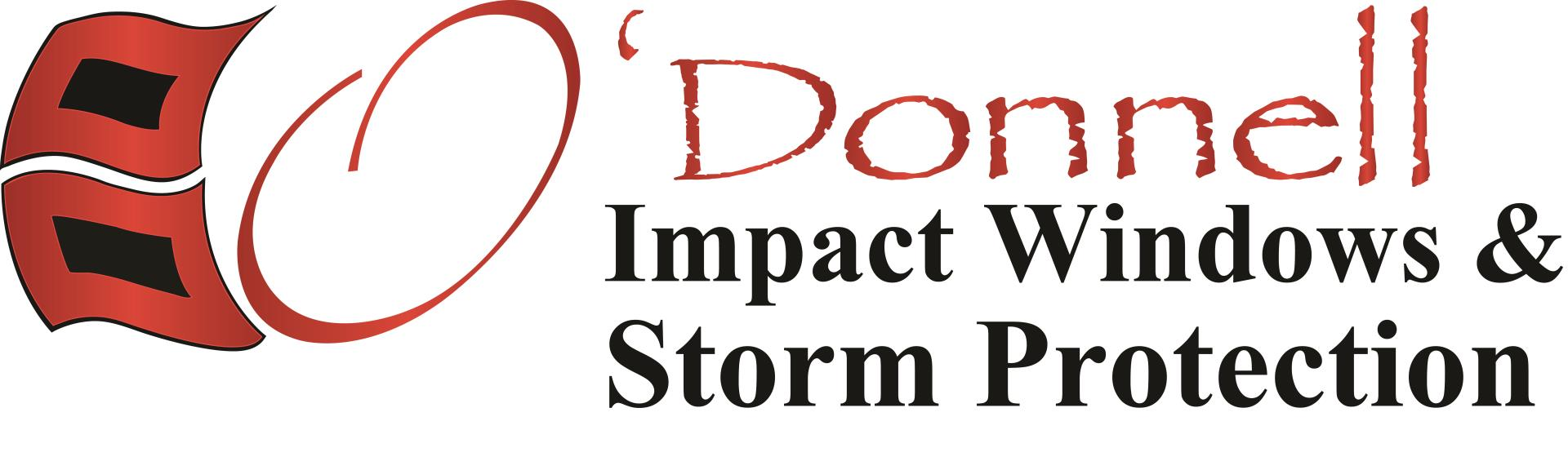 O'Donnell Impact Windows & Storm Protection Logo