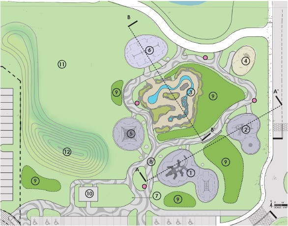 Westmoreland Playground Concept