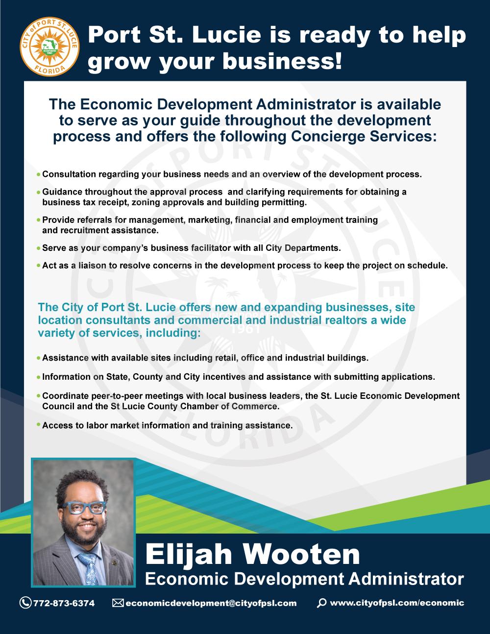 Business Navigator Flyer