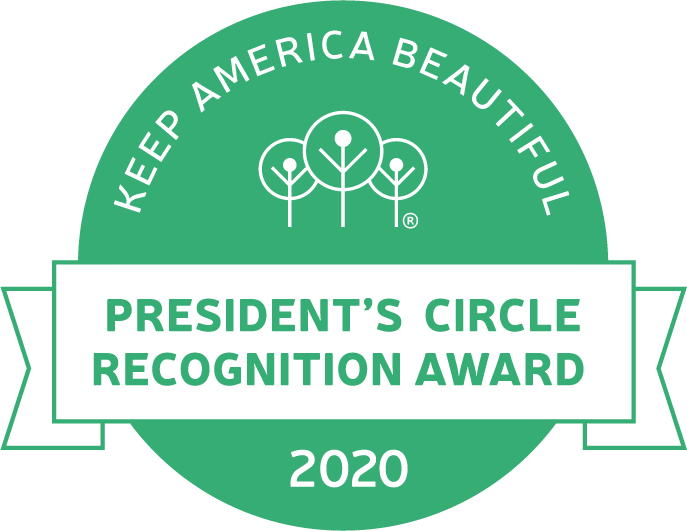 Keep America Beautiful Presidents' Circle Award