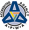 A.P.W.A. Accredited Agency Logo