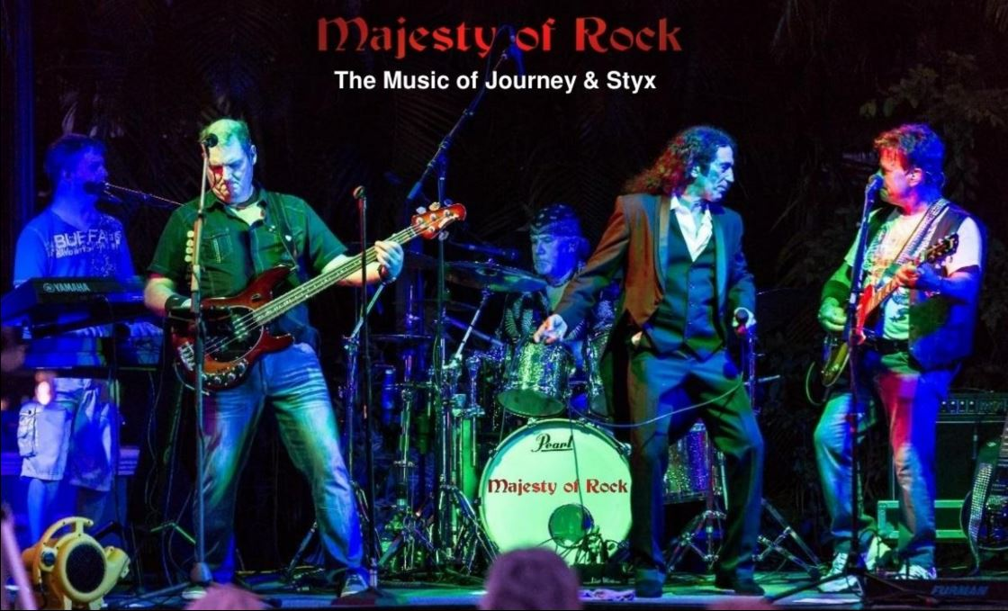Majesty of Rock Band