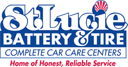 st lucie battery tire